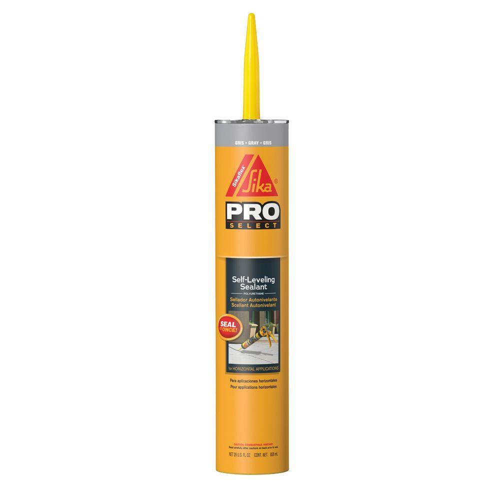 Sikaflex Grey Self Leveling Sealant 29fl Oz O Amp G