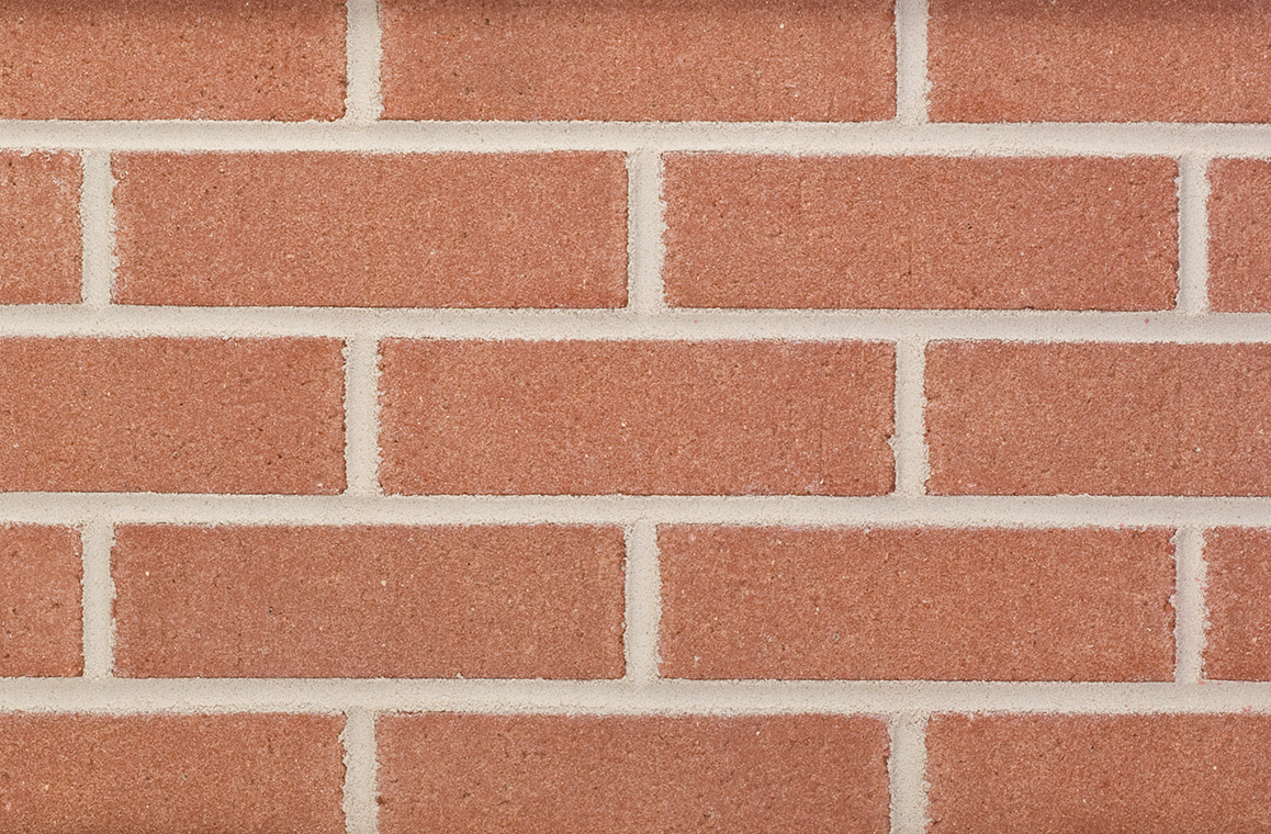 Red Brick Stone : Pink salmon red extruded brick o g industries earth